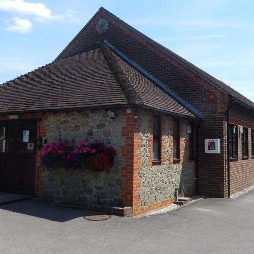 Village Hall Exterior