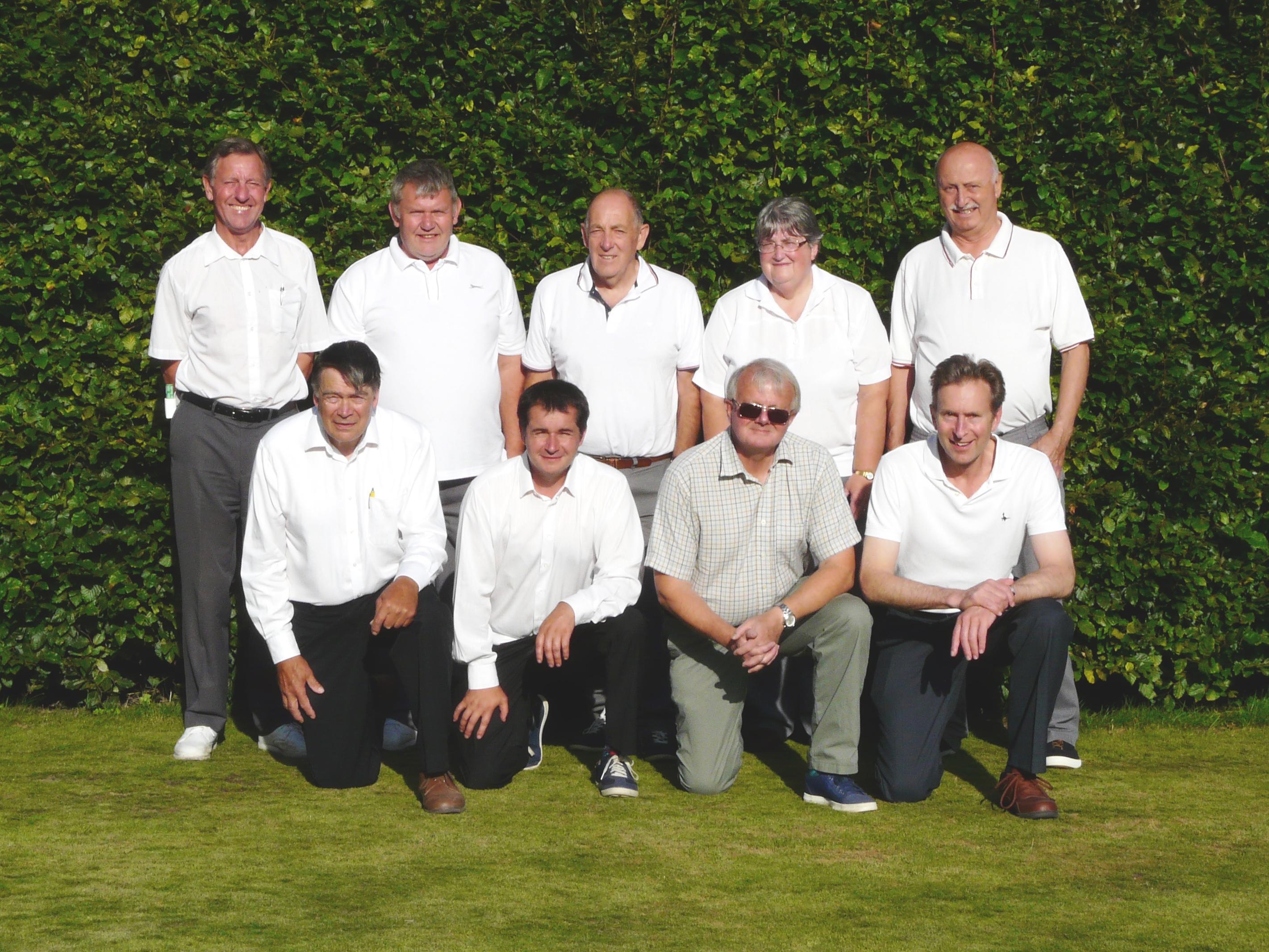 Bowls Club Members